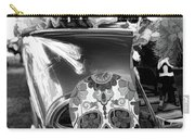 Chevy Decor Day Of Dead Bw Carry-all Pouch
