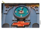 Chevy Times Square Clock Carry-all Pouch