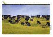 Cheyenne Cattle Roundup Carry-all Pouch