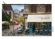 Chez Julien Carry-all Pouch by Inge Johnsson