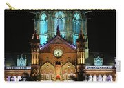 Chhatrapati Shivaji Terminus Formerly Victoria Terminus In Mumbai-3 Carry-all Pouch