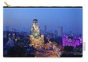 Chhatrapati Shivaji Terminus V.t. And Municipality Head Office In Mumbai. Carry-all Pouch