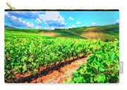 Chianti Vineyard In Tuscany Carry-all Pouch