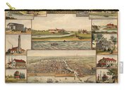 Chicago 1779-1857 Carry-all Pouch