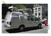 Chicago Abc 7 News Truck Carry-all Pouch