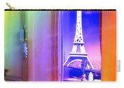 Chicago Art Institute Miniature Paris Room Pa Prismatic 08 Vertical Carry-all Pouch