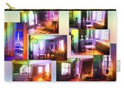 Chicago Art Institute Miniature Rooms Prismatic Collage Carry-all Pouch