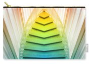 Chicago Art Institute Staircase Pa Prism Mirror Image Vertical 02 Carry-all Pouch