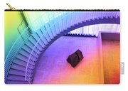 Chicago Art Institute Staircase Pa Prismatic Carry-all Pouch