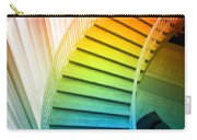 Chicago Art Institute Staircase Pa Prismatic Vertical 02 Carry-all Pouch