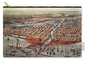 Chicago As It Was Carry-all Pouch