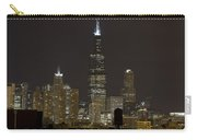 Chicago At Night I Carry-all Pouch