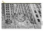 Chicago Board Of Trade Bw Carry-all Pouch