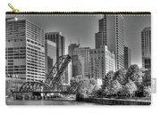Chicago Bridges Carry-all Pouch