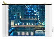 Chicago Bridges Poster Carry-all Pouch