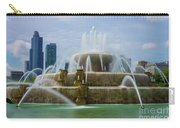 Chicago Buckingham Carry-all Pouch