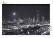 Chicago By Night Carry-all Pouch