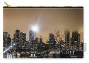 Chicago City At Night Carry-all Pouch