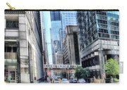 Chicago Concrete Canyons Carry-all Pouch