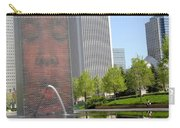 Chicago Crown Fountain 8 Carry-all Pouch