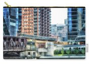 Chicago Cta Lake Street El In June Carry-all Pouch
