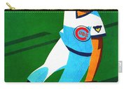 Chicago Cubs 1972 Official Program Carry-all Pouch