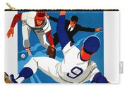 Chicago Cubs 1974 Program Carry-all Pouch