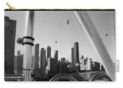 Chicago Ferris Wheel Skyline Carry-all Pouch