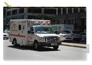 Chicago Fire Department Ems Ambulance 35 Carry-all Pouch