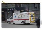 Chicago Fire Department Ems Ambulance 53 Carry-all Pouch