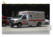 Chicago Fire Department Ems Ambulance 62 Carry-all Pouch