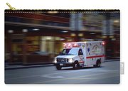 Chicago Fire Department Ems Ambulance 74 Carry-all Pouch