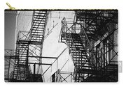 Chicago Fire Escapes 2 Carry-all Pouch