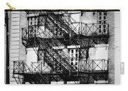 Chicago Fire Escapes 3 Carry-all Pouch