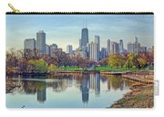 Chicago From Lincoln Park Carry-all Pouch