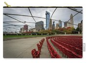 Chicago From Pritzker Carry-all Pouch