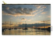 Chicago Harbor Sunrise Carry-all Pouch