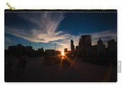 Chicago-henge Fall2015 Carry-all Pouch