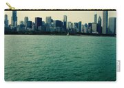 Chicago Lake Michigan Skyline Carry-all Pouch