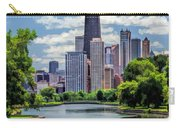 Chicago Lincoln Park Lagoon Carry-all Pouch