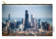 Chicago Looking East 02 Carry-all Pouch