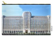 Chicago Merchandise Mart South Facade Carry-all Pouch