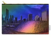 Chicago Millennium Park Bp Bridge Pa 01 Prismatic Carry-all Pouch
