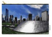 Chicago Millennium Park Bp Bridge Pa 01 Carry-all Pouch