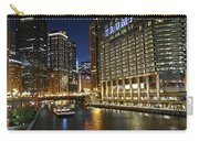 Chicago Night Lights Carry-all Pouch