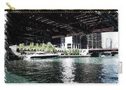 Chicago Parked On The River In June 03 Pa 01 Carry-all Pouch