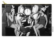 Chicago Prohibition New Years 1927 Carry-all Pouch