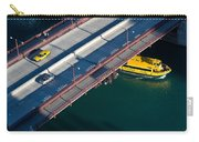 Chicago River Crossing Carry-all Pouch