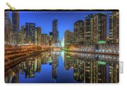 Chicago River East Carry-all Pouch