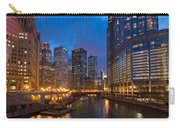 Chicago River Lights Carry-all Pouch